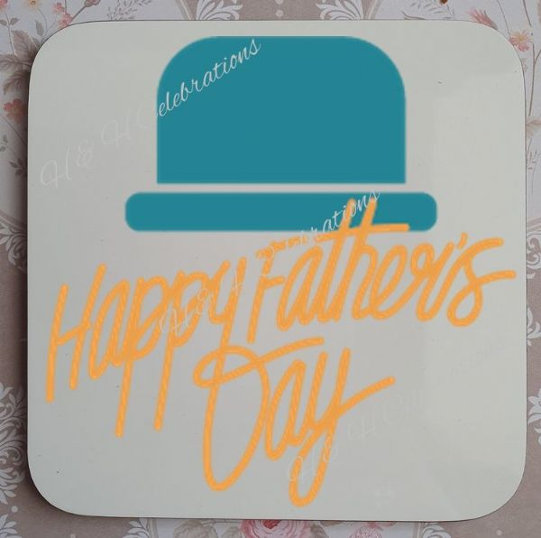 Father's Day Coaster Design 10